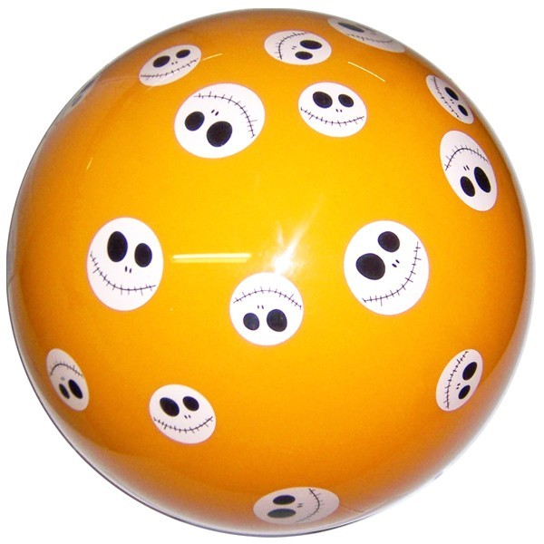 Bowlingball ALOHA Clearball - Vodoo