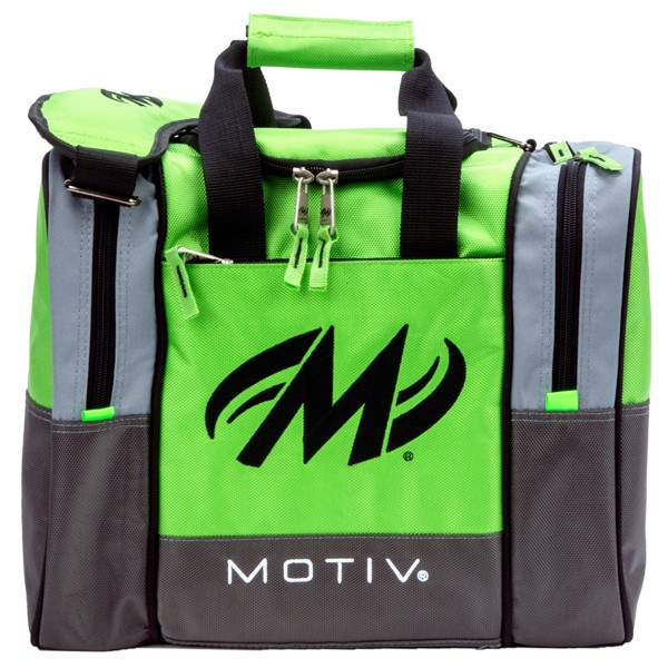 Bowlingtasche Single Motiv Shock 1-Ball Tote Lime