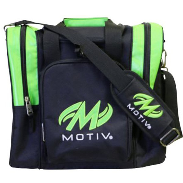 Bowlingtasche Single Tote Motiv DeLuxe BlackGreen