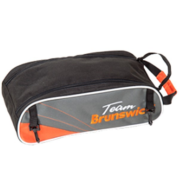 Brunswick Schuhbag Team Slate/Orange
