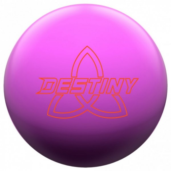 Bowlingball Reaktiv EBONITE Destiny Solid Magenta