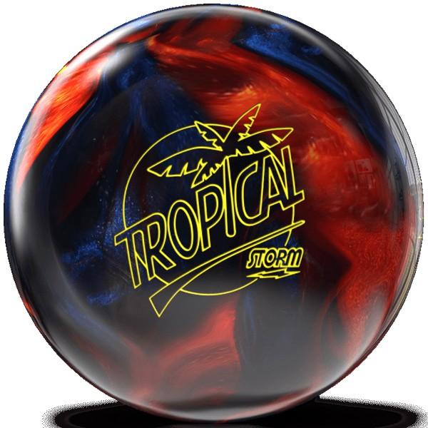 Bowlingball STORM Tropical Blue/Orange