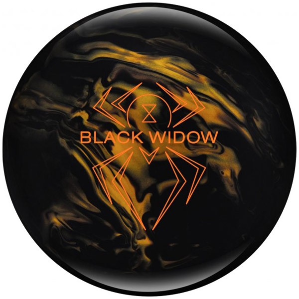 Bowlingball Hammer Black Widow BlackGold