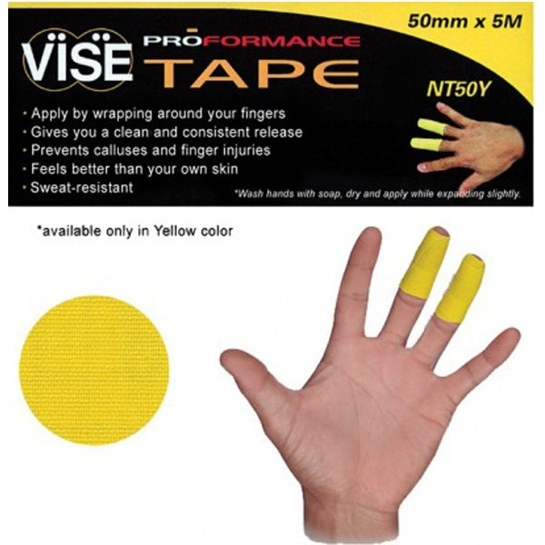 VISE Performance Tape Finger Protection NT50Y