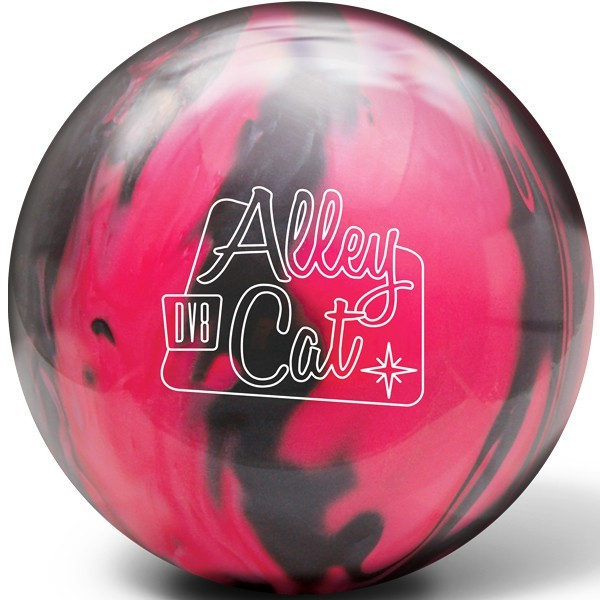 Bowlingball DV 8 Alley Cat Pink/Black