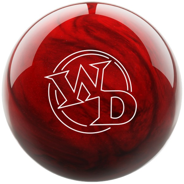 Bowlingball Columbia 300 - WD Scarlet