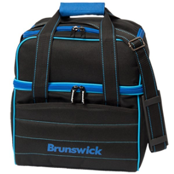 Bowlingtasche BRUNSWICK Kooler C Single RoyalBlack