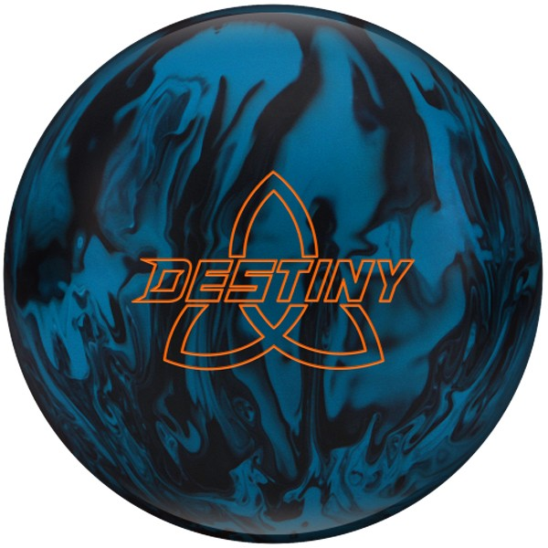 Bowlingball Reaktiv EBONITE Destiny Solid
