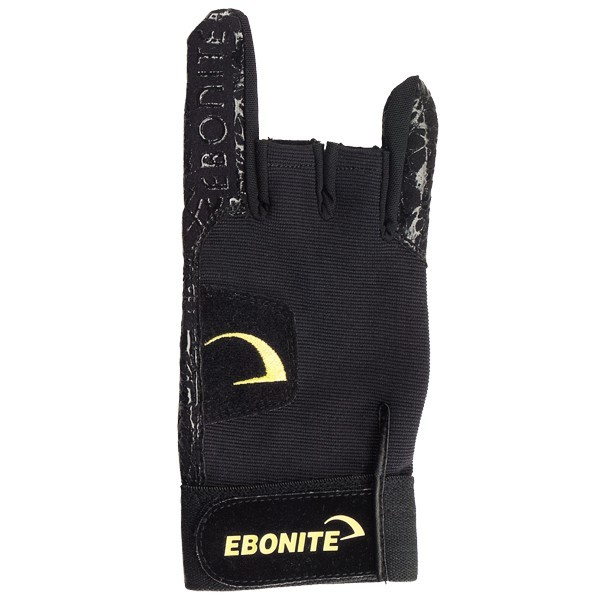 Ebonite React/R Glove Bowlinghandschuh schwarz