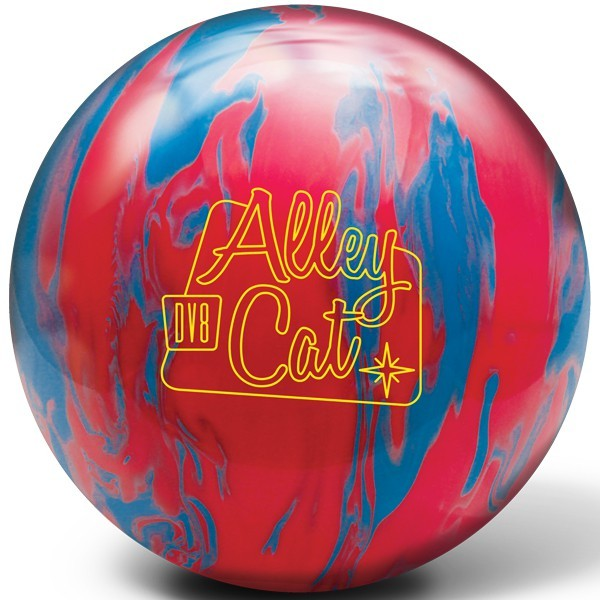 Bowlingball DV 8 Alley Cat Red/Electric Blue