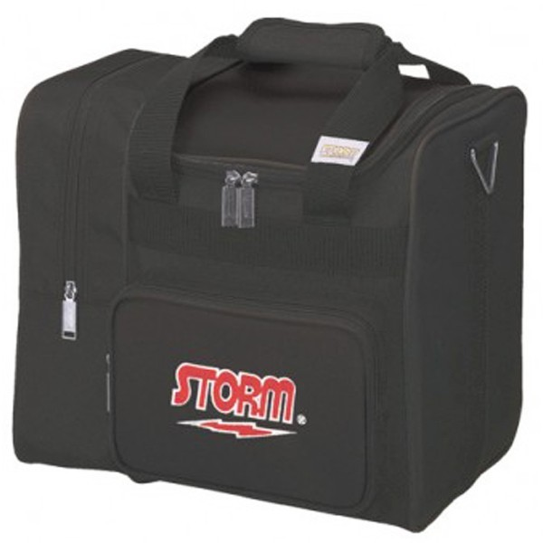 Bowlingtasche STORM 1-Ball Tote DeLuxe Black